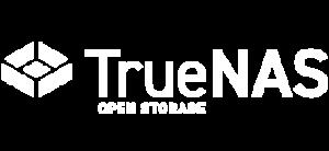 TrueNAS Footer Logo
